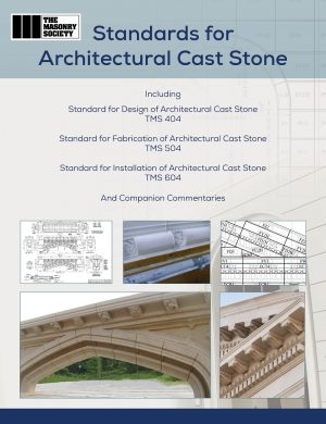 Cast Stone Standards Cover