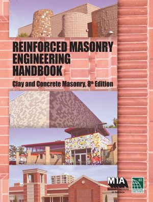 Reinforced Masonry Engineering Handbook, 8th Edition
